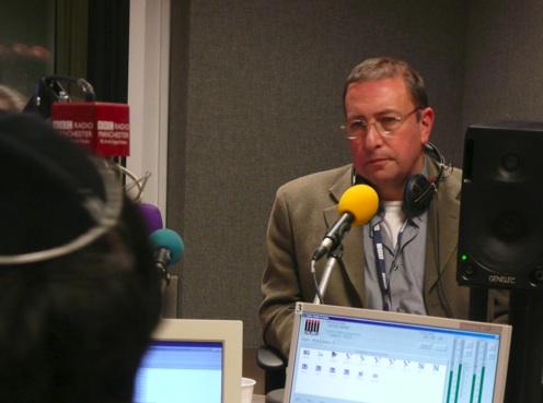 ed horwich bbc radio manchester jewish hour